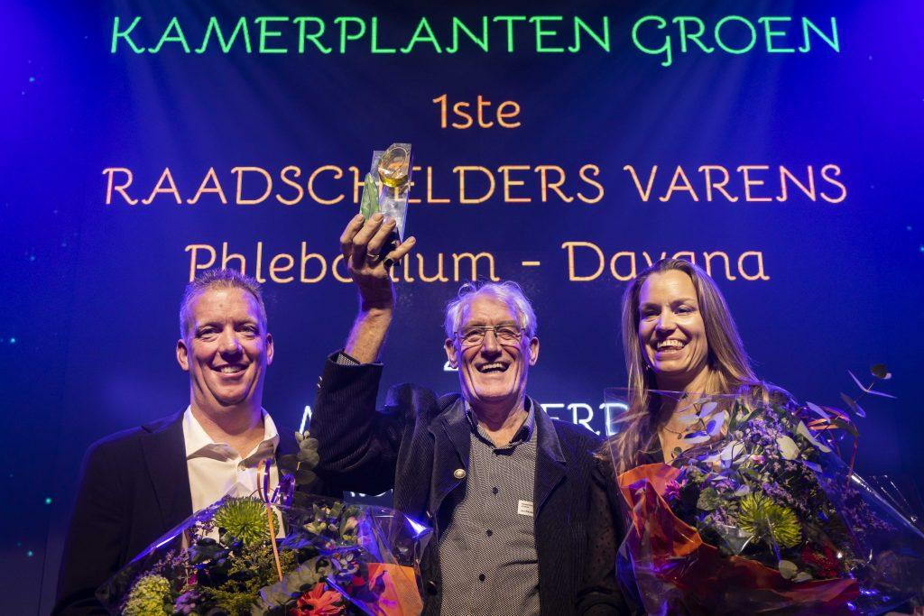 Winnaar Glazen Tulp Award 2020
